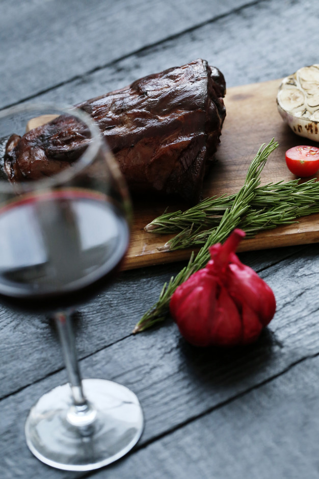 Here's What to Pair With Merlot