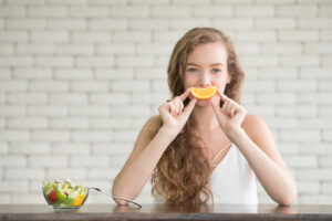How a healthy food diet affects your mood
