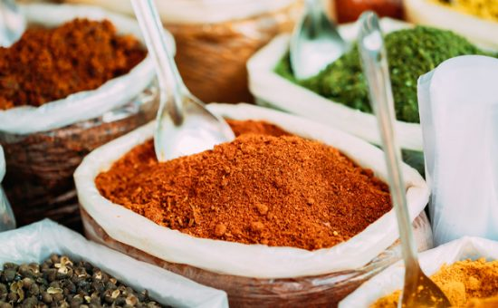 Seasoning to Your Holidays. spices,